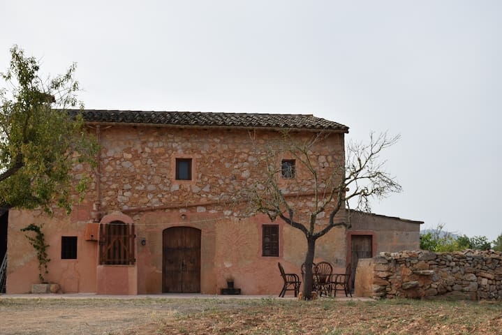 Sa Riba, Typical house in Mallorca - Son Carrió - Rumah