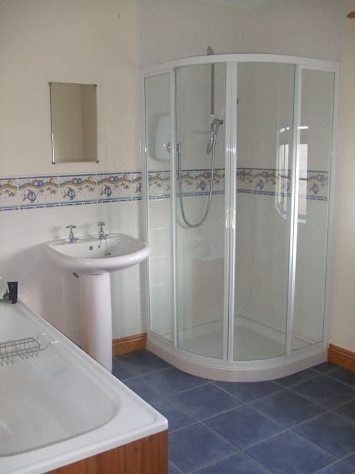 Private Bathroom for your own use