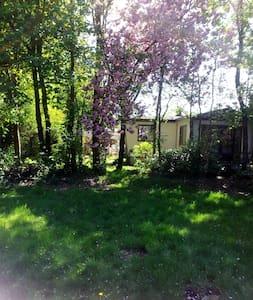 great holiday home, privacy, garden - Garderen - Srub