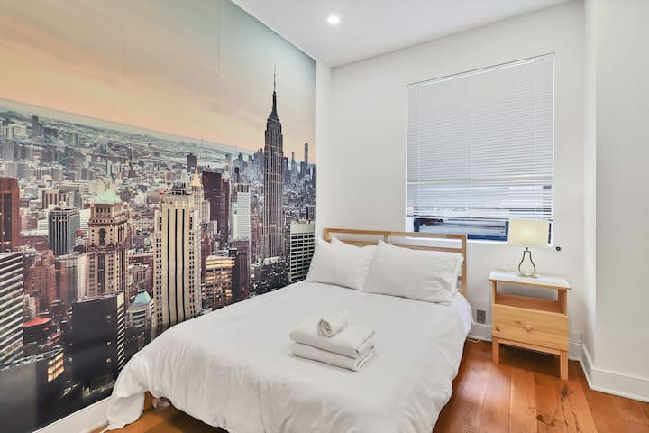 Perfect Location - Midtown Manhattan Modern 2BD!