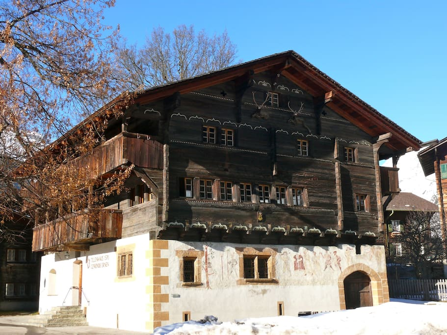 More history in Ernen