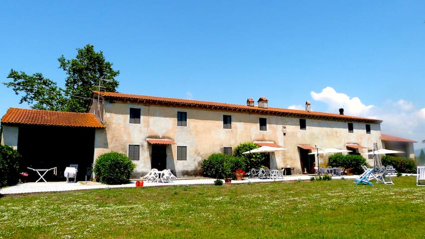 Apartment x4 - Tuscan countryside - Vecchiano - Appartement