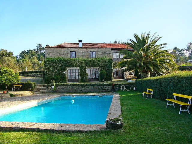 Cottage with pool  - Monção - Casa de camp
