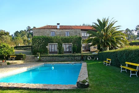 Cottage with pool  - Monção