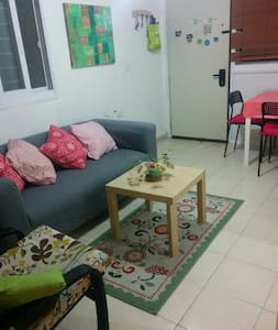 Beautiful apartment in Old Katamon, Jerusalem - Jerusalem