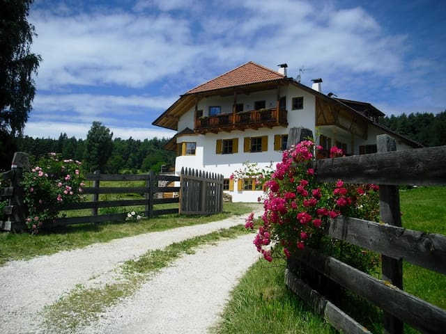 Traumhafte Lage, Ritten nahe Bozen - Klobenstein - Apartemen