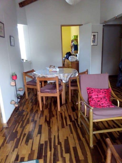 Living Room Salon comedor
