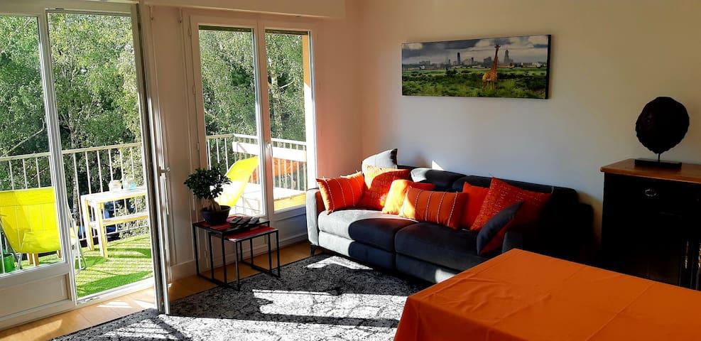 Chambre dans Appartement Très Lumineux ;)