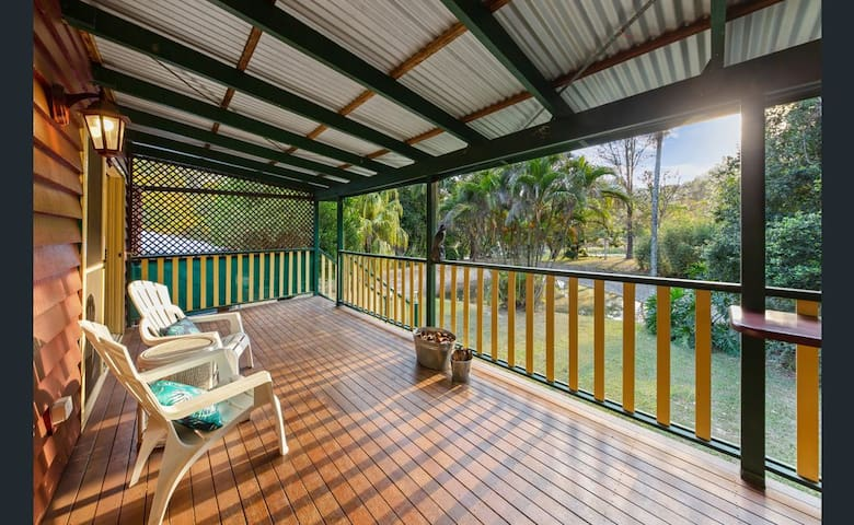 Eerwah Vale Country Cottage, Private Retreat
