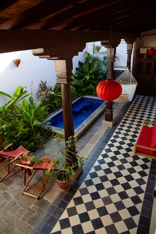 Colonial Charm, Volcano Views & Pool - Granada - Casa