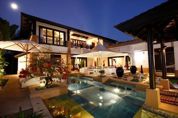 Villa Jasmine - Apt for 8 people in Phuket - Thalang - Villa