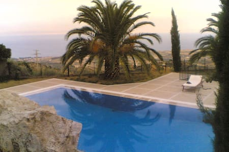 Winery house with pool and amazing view - Badolato - Villa - 2