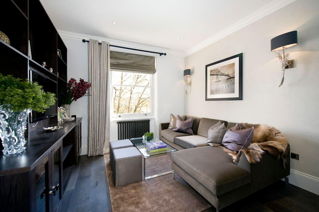 Habitaci n de lujo en sloane square apartamentos en - Apartamentos de lujo en londres ...