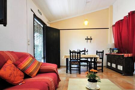 Casa Gaudi, 2 bedrooms, sunny, pool - Ordis