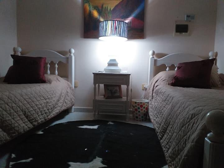 Un espacio con calidez