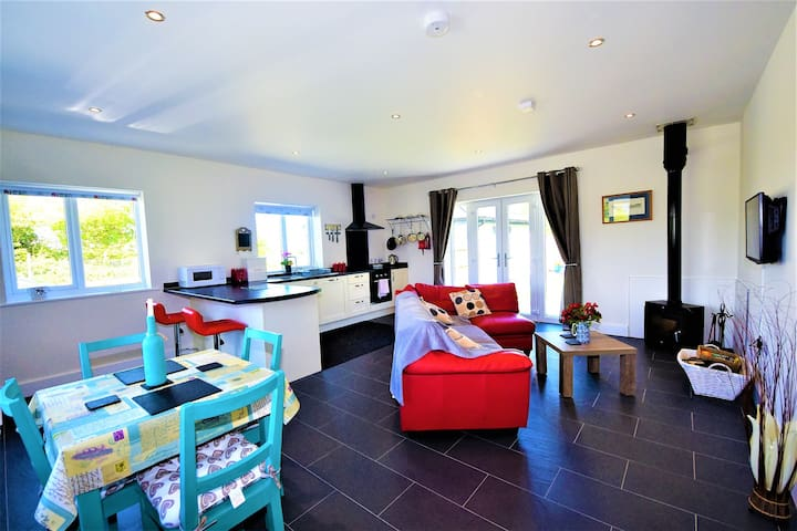 Hafod Wen Luxury Apartment on the Isle of Anglesey - Rhoscefnhir - Apartamento