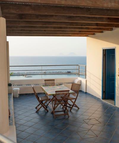 3 room apartm. wonderful view - WE SPEAK ENGLISH - Capo d'Orlando - Apartment