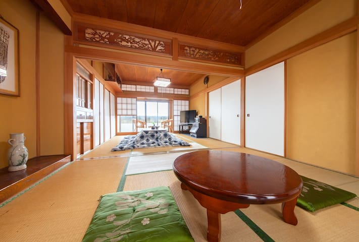 Katsuura/Private beach/Fishing/BBQ/Free Wi-Fi