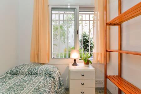 sunny little room - Barcelona - Bed & Breakfast