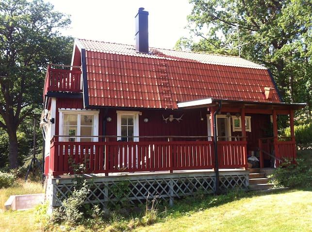 Archipelago 30 min from Stockholm - Ingarö - Cabin