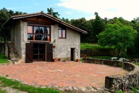 Cabaña Can Janot, en parque natural - Olot - 小屋