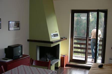 Bilocale sulle montagne bergamasche - Oltre Il Colle - Apartmen