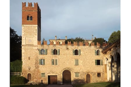 Ancient little castle by Verona - Verona - Wohnung