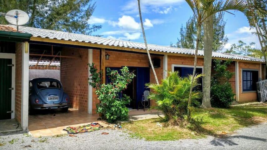 Cabanas condominio cerrado Cachoeira do Bom Jesus