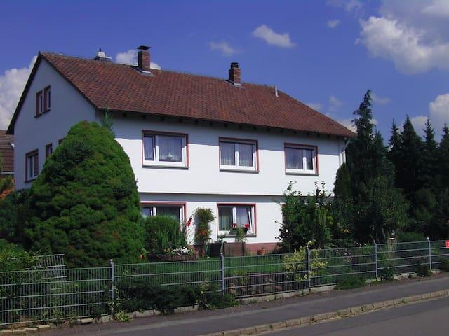 Pension Günter - Coburg-Erleben- - Großheirath - Bed & Breakfast