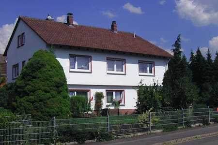 Pension Günter - Coburg-Erleben- - Bed & Breakfast