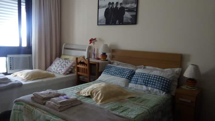 Apartamento para viajante ou empresário morarem