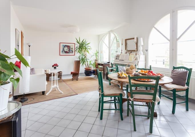 Grand loft de charme en Provence - Carpentras - Apartamento