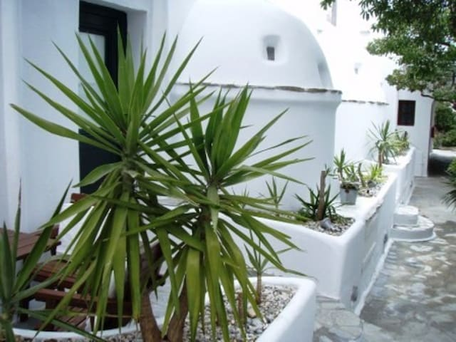 Studio (3 adults) With Garden View in town 108 - Mykonos - Casa