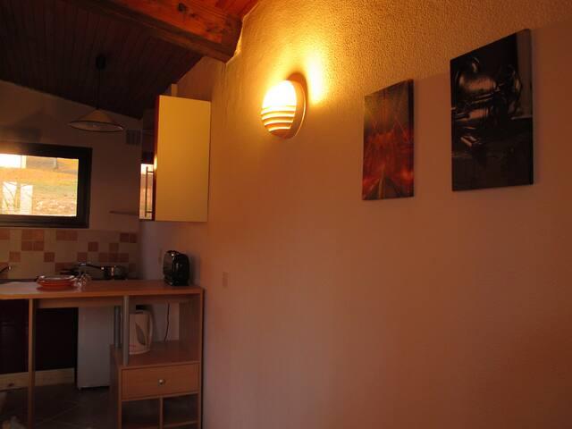 Gîte des Bruyères ouvert sur forêt - Treignac - Jordhus
