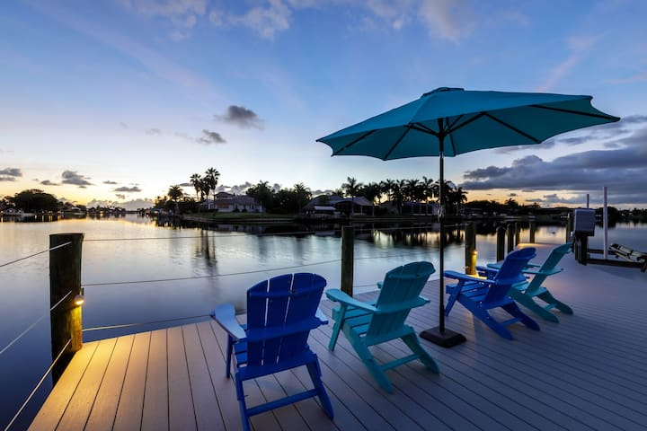 Roelens Vacations - Villa Amazing View - Cape Coral