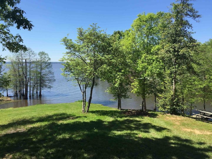 Bayou Vista on Toledo Bend *WATERFRONT**WIFI*
