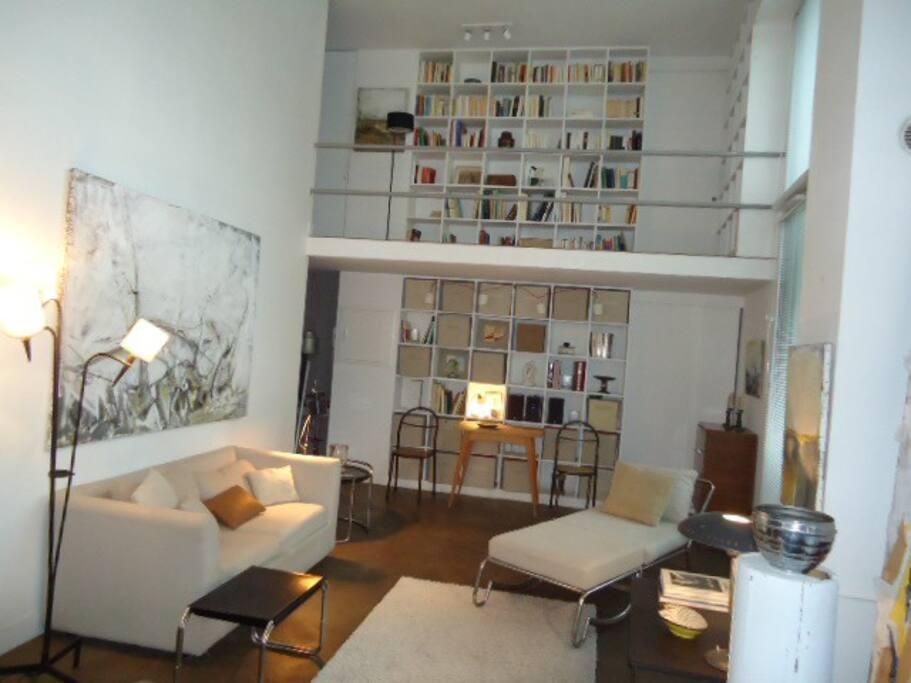 Salon loft 2