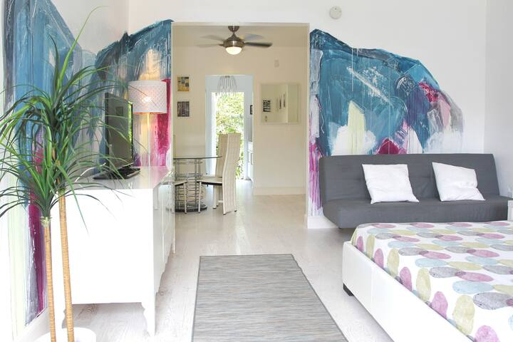 *OCEAN STYLE APARTMENT - Steps From The Beach* - Miami Beach - Byt