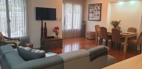 Two bedroom two bathroom home on Buderim