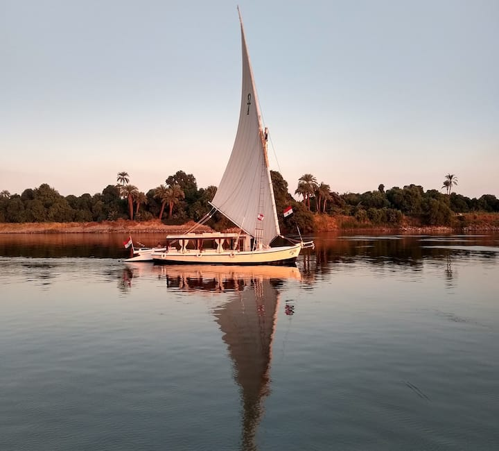 The Ultimate Nile River Sailing Adventure