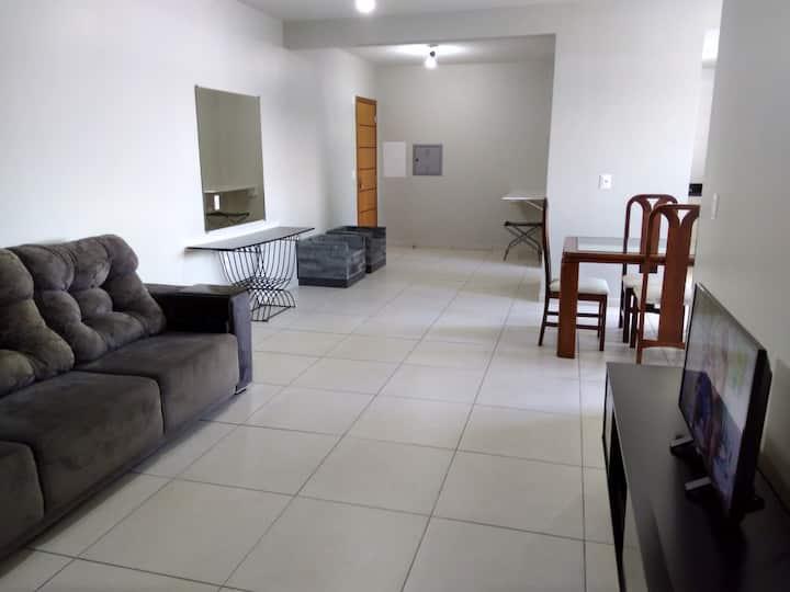 Apartamento novo e agradável