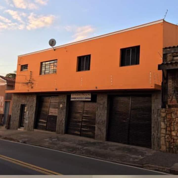 Hostel Central Brasil - Quarto 1