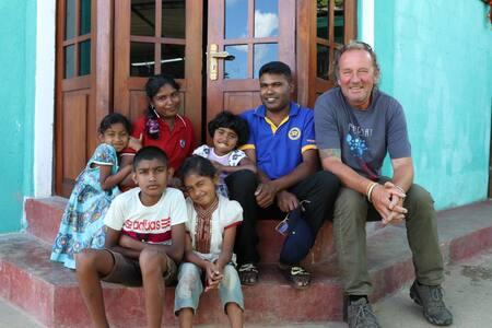 Lipton Seat Homestay - Sri Lankan Family life