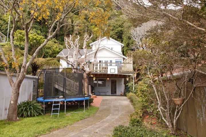 Comfortable apartment close to the beach - Lower Hutt - Pis