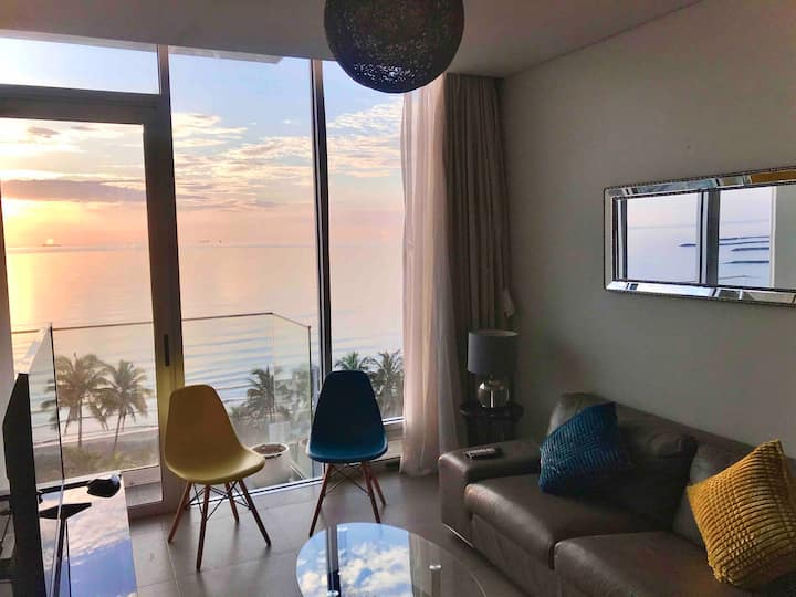 Luxury Apartment Panoramic Ocean View Ver-Boca