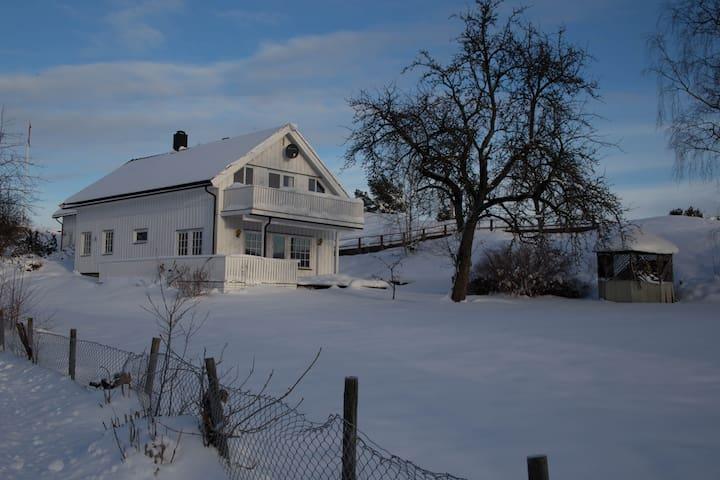 Winterwonderland or summer paradise? - Sande - Rumah
