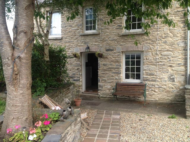 Cosy cottage in lovely West Wales - Llangrannog - Huis