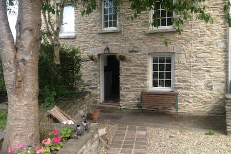 Cosy cottage in lovely West Wales - Llangrannog - Haus