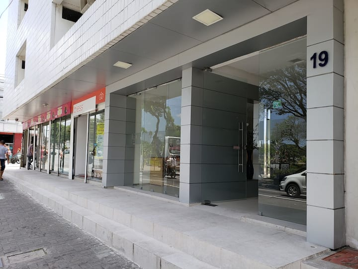 Suite para 2 em frente a Lagoa - Lagoa Park Hotel