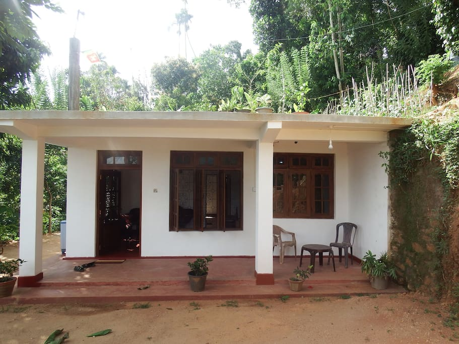 Spice cottage self contained house in its own spice gardens ideal family stay. From $60 to $110 a night upto 6 people